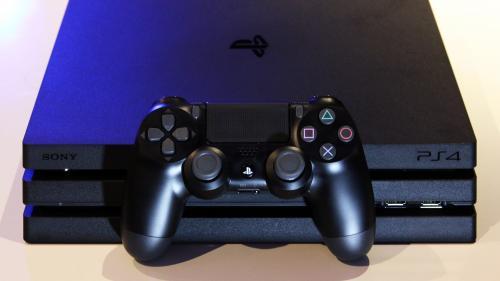 PS4 Pro. (Foto: Sony)