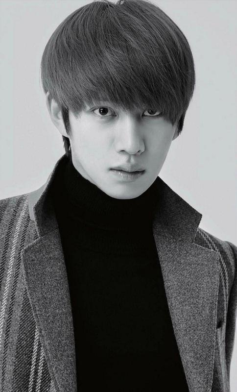 Kim Heechul.