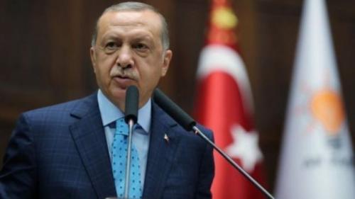 Presiden Turki, Recep Erdogan