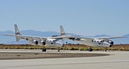 Virgin Galactic telah membuka bandara penerbangan luar angkasa (spaceport) komersial pertama di dunia.