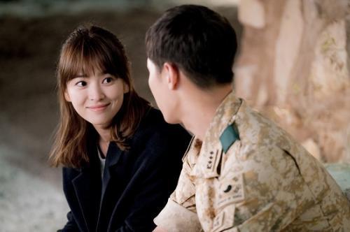 Song Joong Ki dan Song Hye Kyo di DOTS