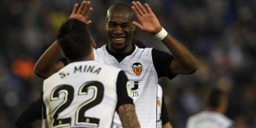 Geoffrey Kondogbia pemain Liga Spanyol beragama Islam
