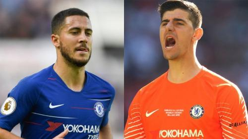 Courtois dan Hazard