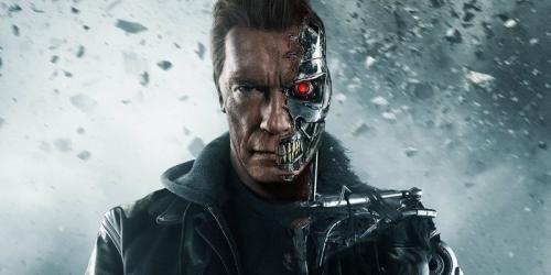 Arnold Schwarzenegger membintangi Terminator: Dark Fate bersama Linda Hamilton. (Foto: Paramount Pictures)