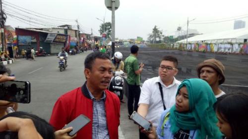 Ketua DPRD DKI Prasetio Edi