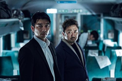 Gong Yoo dalam film Train to Busan. (Foto: Next Entertainment World)
