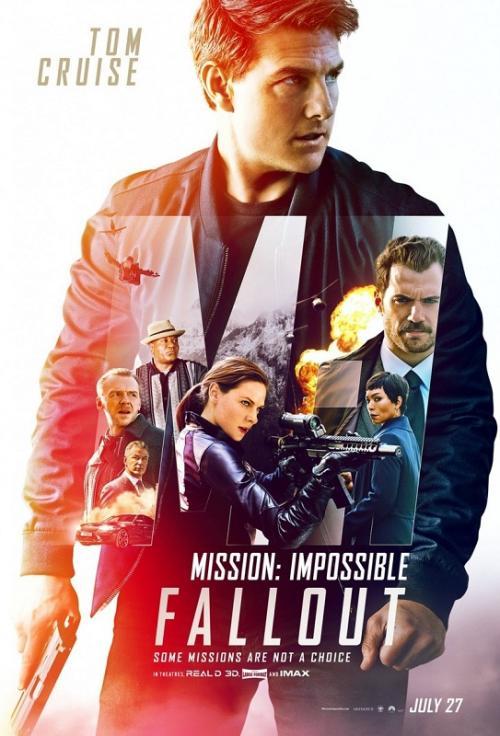 Mission Impossible-Fallout menjadi film terlaris franchise ini. (Foto: Paramount Pictures)