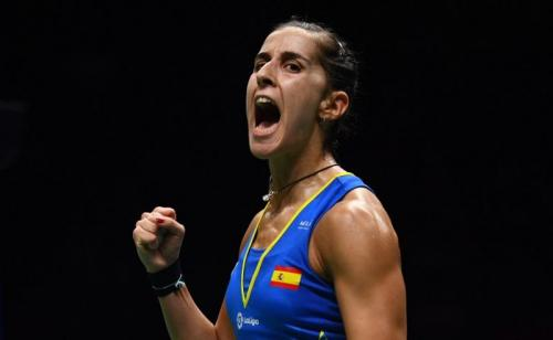 Carolina Marin (Foto: AFP)
