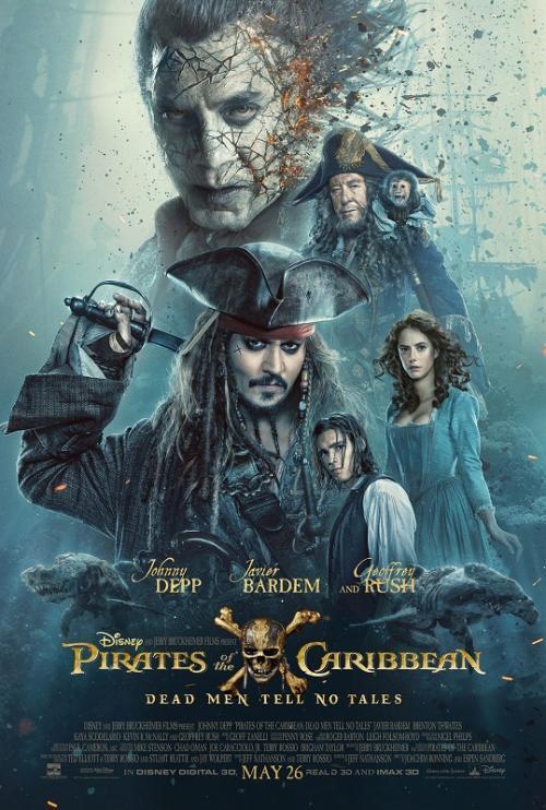 Pirates of the Caribbean. (Foto: Disney)