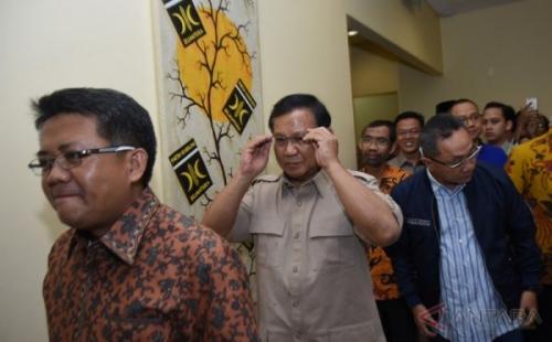 Sohibul, Prabowo dan Zulkifli