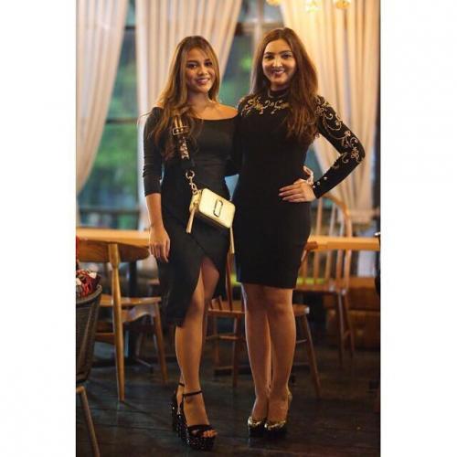 Aurel Hermansyah dan Ashanty