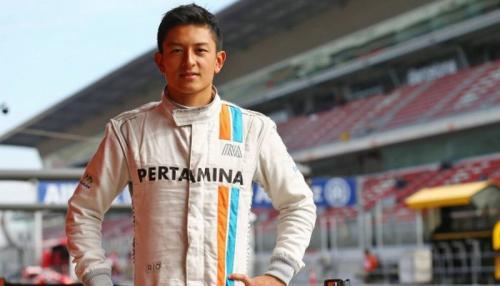 Rio Haryanto menembus F1