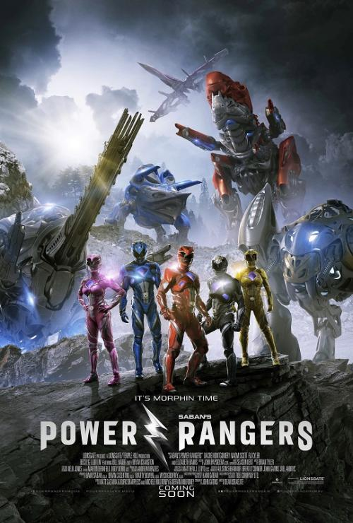 Power Rangers garapan Lionsgate