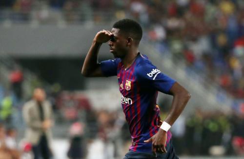 Ousmane Dembele dibidik Bayern Munich
