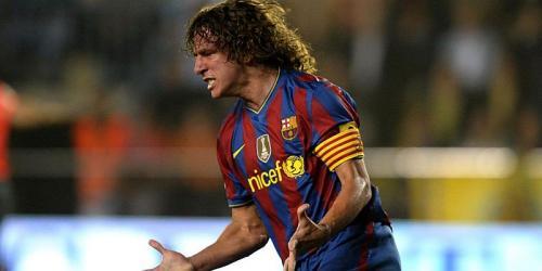 Carles Puyol jadi bek tersulit yang pernah dihadapi Torres