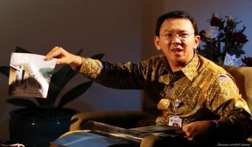 Basuki Tjahaja Purnama (BTP) atau Ahok. (Foto: Dok Okezone/Arif Julianto)