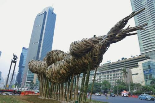 Bambu Getah Getih