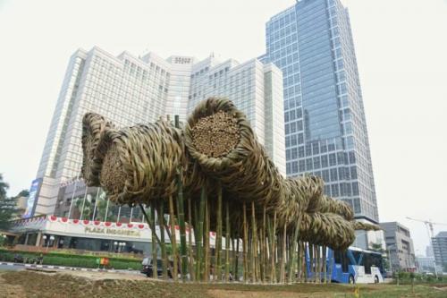Anyaman Bambu
