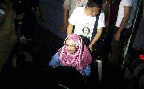 Ibu Roro Fitria. (Foto: Okezone)