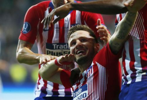 Saul Niguez ingin pergi dari Atletico Madrid (Foto: Sportskkeeda)