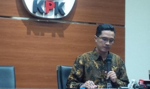 Juru Bicara KPK Febri Diansyah. (Foto: Okezone)