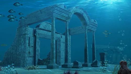 Kota bawah laut