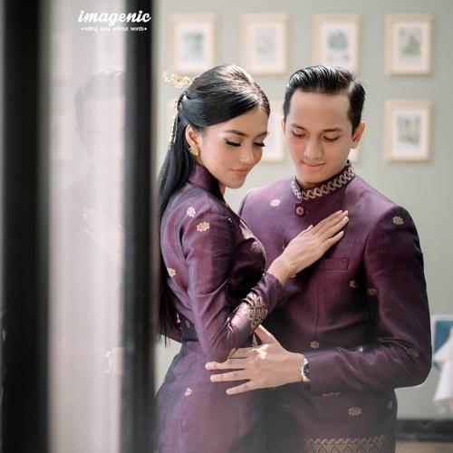 Ge Pamungkas dan istri