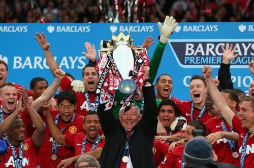 Man United juara Liga Inggris
