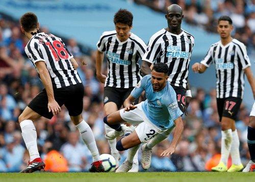 Newcastle United. Foto: Reuters