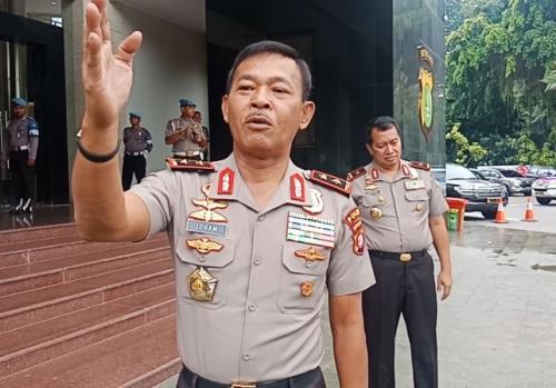 Idham Azis saat menjabat Kapolda Metro Jaya. (Foto : Okezone.com/Muhamad Rizky)