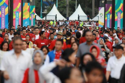 Asian Games 2018 (Foto: INASGOC)