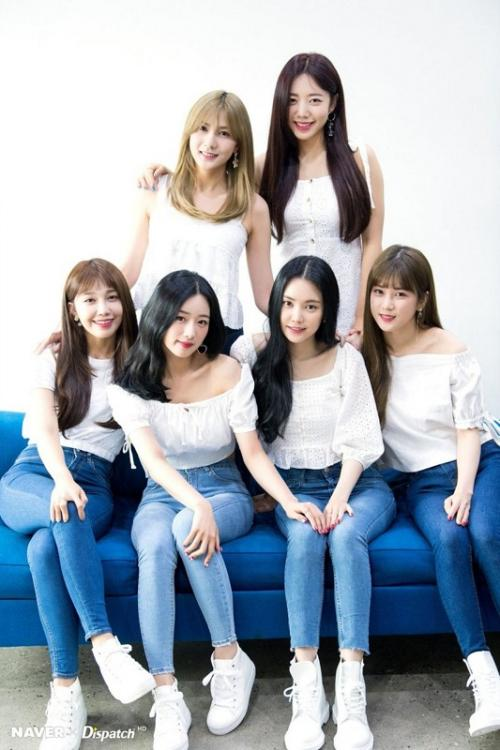 Apink. (Foto: Dispatch)