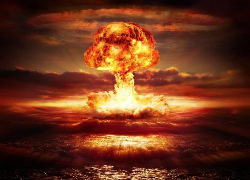 Ilustrasi Bom Atom (Foto: Forward)