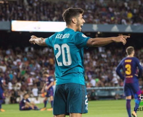 Liverpool semakin gencar dekati Marco Asensio