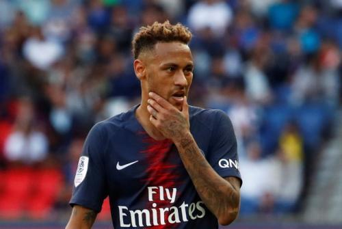 Neymar Jr (Foto: Reuters)