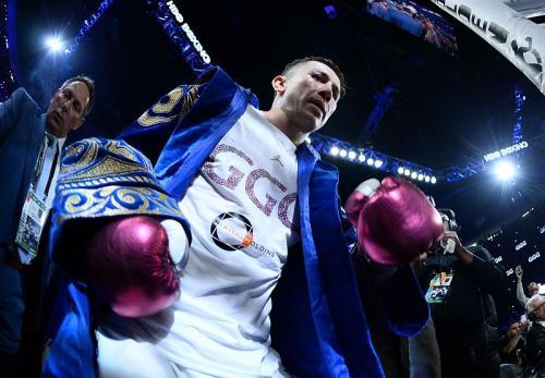 Gennady Golovkin siap kembali naik ring tinju