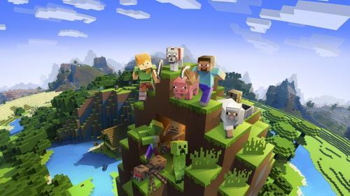 Game Minecraft Earth mulai dapat diakses pada Oktober.