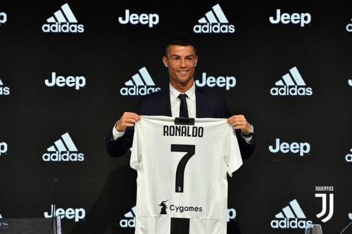 Cristiano Ronaldo hengkang ke Juventus pada Juli 2018