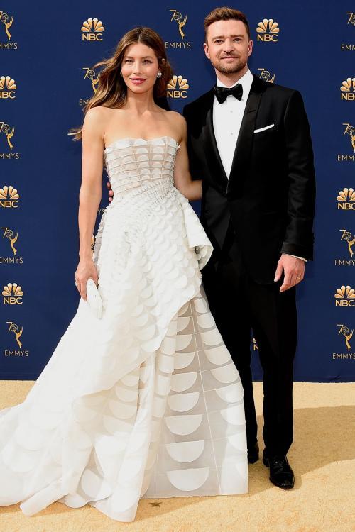 Jessica Biel dan Justin Timberlake