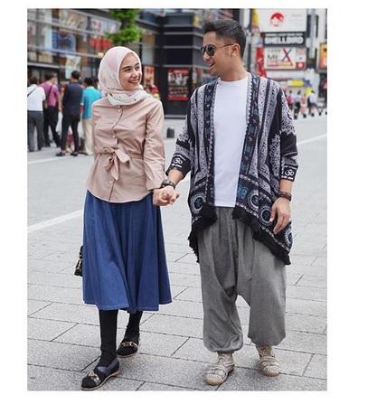 Hengky Kurniawan dan Sonya Fatmala