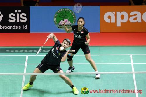 Rinov Rivaldy/Pitha Haningtyas Mentari (Foto: PBSI)