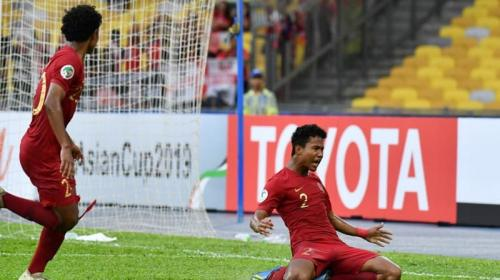 Amiruddin Bagas Kaffa. Foto: AFC