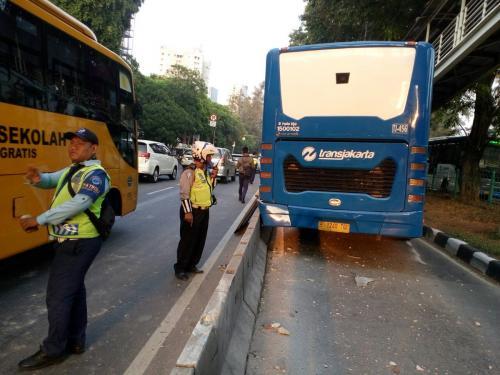 Halte Bus Transjakarta