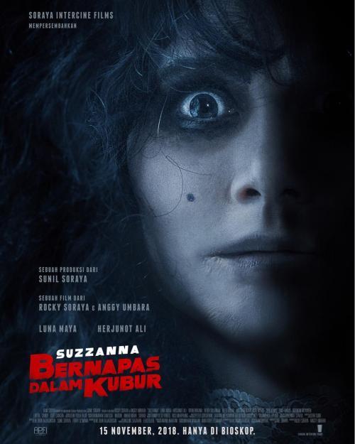 Suzzanna Bernapas dalam Kubur. (Foto: Soraya Intercine Films)