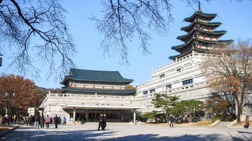 Bangunan Korea