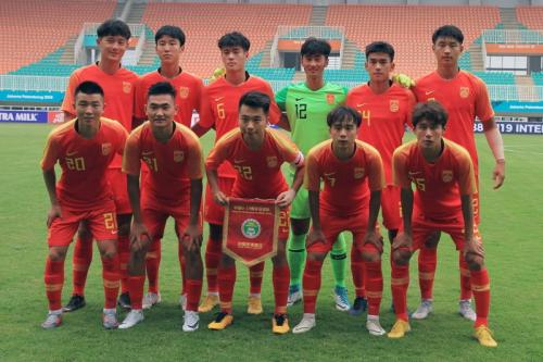 Timnas China U-23