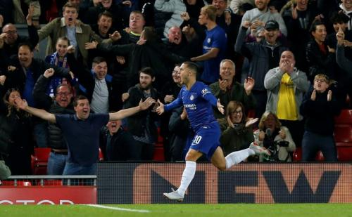 Eden Hazard (Foto: Reuters)