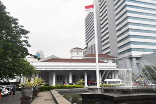 Gedung Pemprov DKI Jakarta