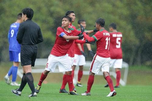 Timnas Indonesia U-16 (Foto: PSSI)