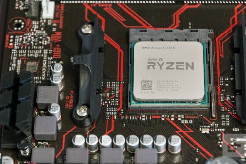 AMD menghadirkan CPU Ryzen generasi ketiga untuk bersaing dengan Intel dan Nvidia.